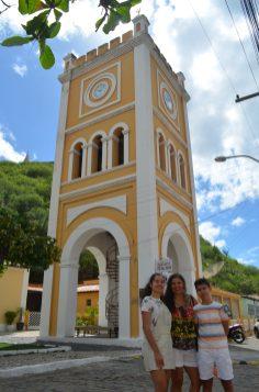 Torre de Piranhas, Alagoas