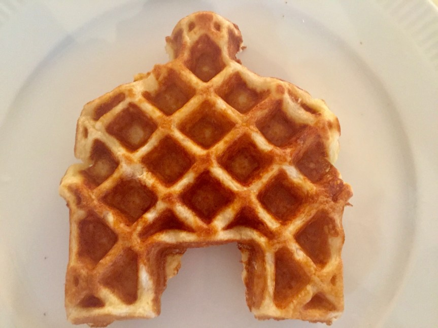Yogurt Waffels
