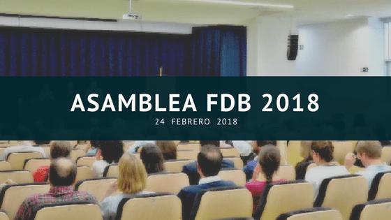 Asamblea FdB 2018