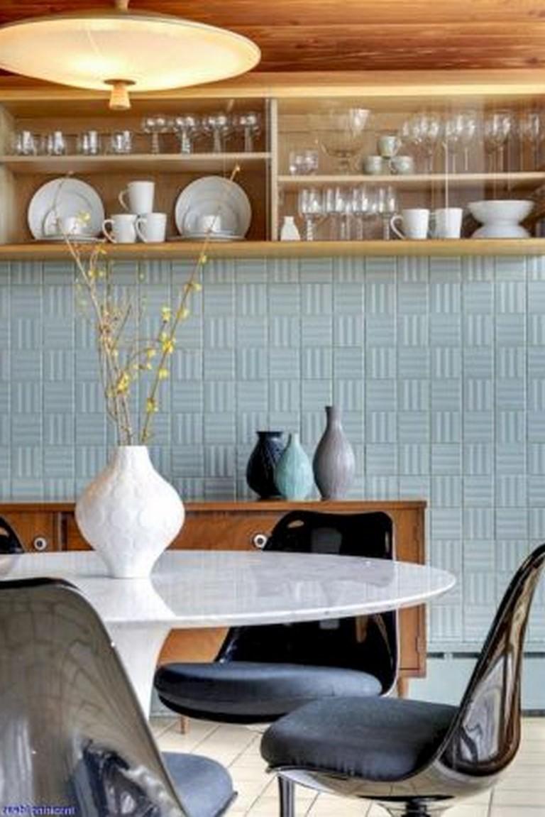 Your online home for colorful modern glass porcelain and ceramic tile. 70 Amazing Midcentury Modern Kitchen Backsplash Design ...