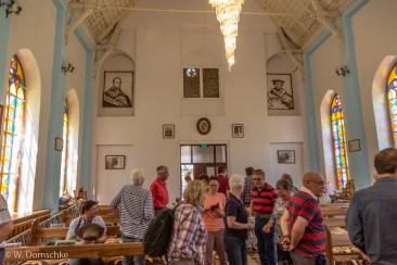 Deutsche Evangelische Kirche in Taschkent
