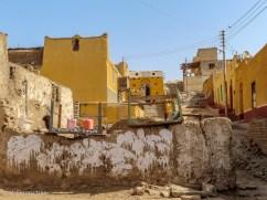 im nubischen Dorf