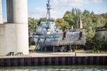 Hafen in Stralsund