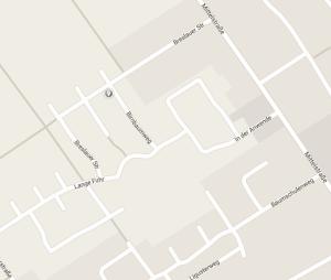 Unser Baugebiet bei Google Maps