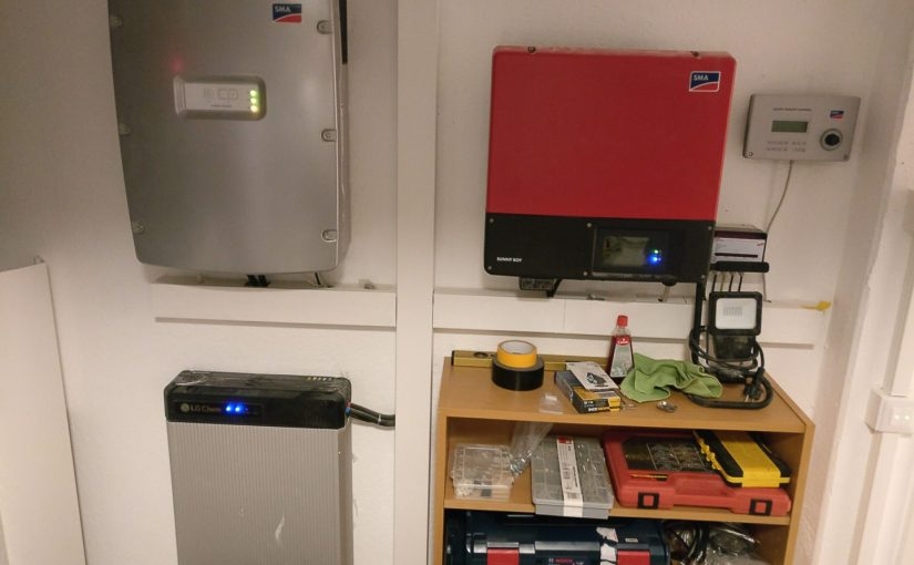 SMA Smart Home Manager und die Möglichkeiten der Eigennutzung – lohnt sich das?