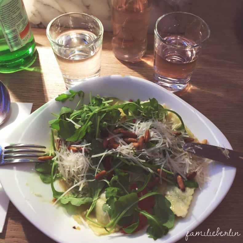 Vapiano, Pasta, Abendessen