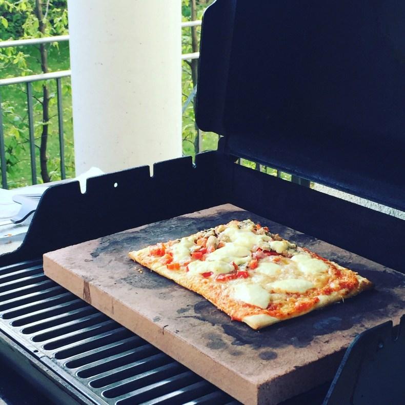 Pizza, Grill