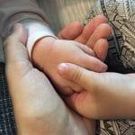 Ich halte deine Hand, auch wenn ich wütend bin