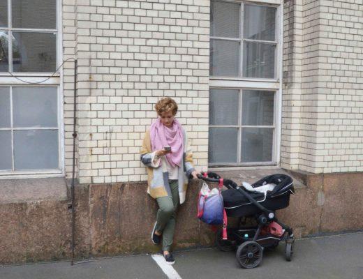 Shoppen mit Kind, Zalon, Shoppingservice, Zalando, Einkaufen, Shopping mit Baby, Kleidung