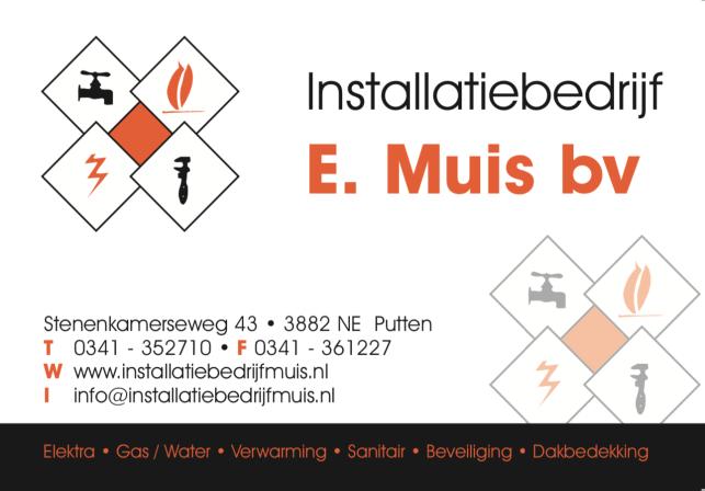 Installatiebedrijf E. Muis B.V.