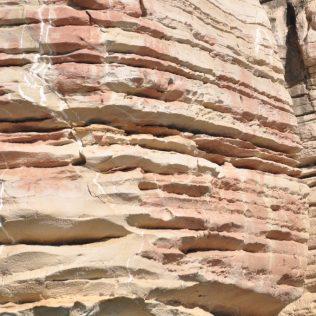 (C) Jule Reiselust: Strukturen im Devonian Reef im Geiki Gorge.