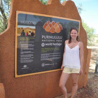 (C) Jule Reiselust: Eingang zum Purnululu Nationalpark