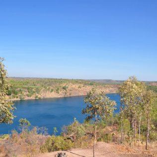(C) Jule Reiselust: Stillgelegte Goldmine bei Pine Creek
