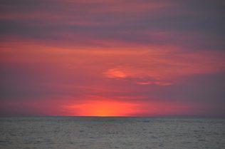 (C) Jule Reiselust: Sonnenuntergang Cable Beach.