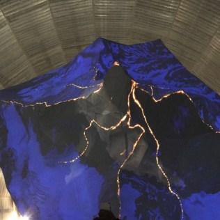 (C) Jule Reiselust: Projektion der Besteigungsrouten auf den tödlichsten Berg der Welt.