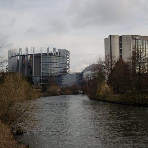 (C) Jule Reiselust: Straßburg ist Sitz der europäischen Institutionen.