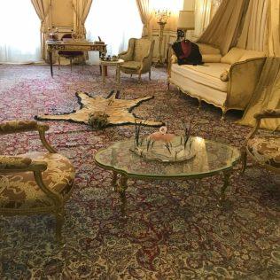 (C) Jule Reiselust: Privatraum im Weißen Palast.