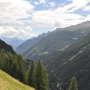 (C) Jule Reiselust:Blick nach Italien vom Malojapass.