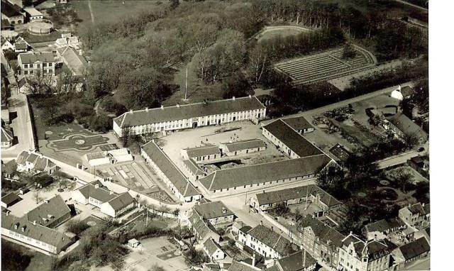 Kaalund Kloster ca. 1935