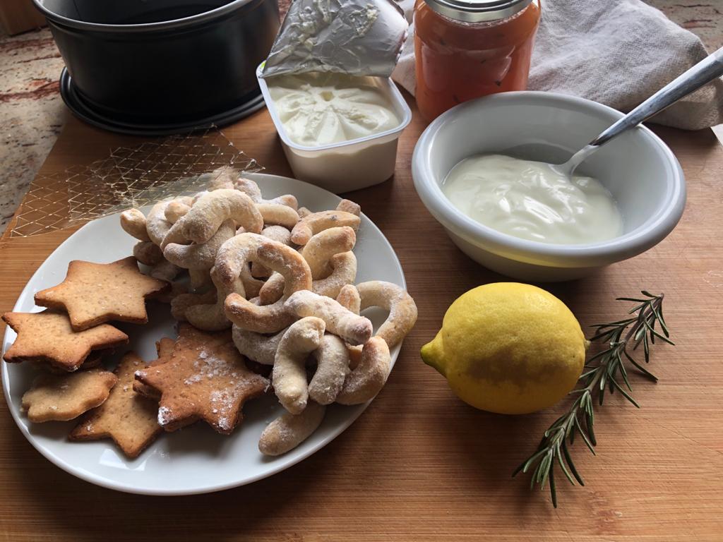 Topfen, Joghurt, Rosmarin trifft auf Vanillekipferl und Co.