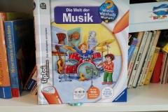 tiptoi Die Welt der Musik