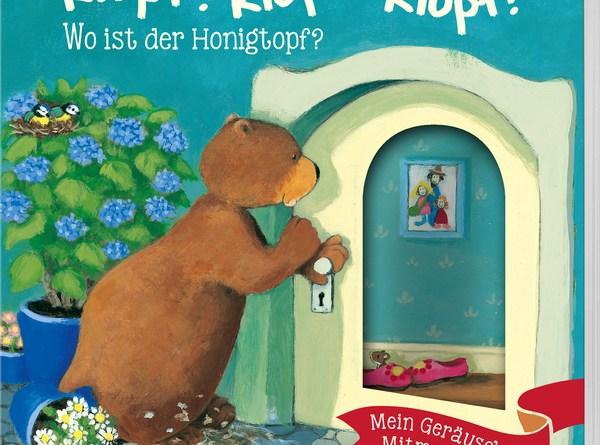KLOPF! KLOPF! KLOPF! Wo ist der Honigtopf?