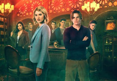 Review: The Order (1. Staffel)