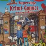 Super viele Krimi-Comics zum Lesen & Mitraten