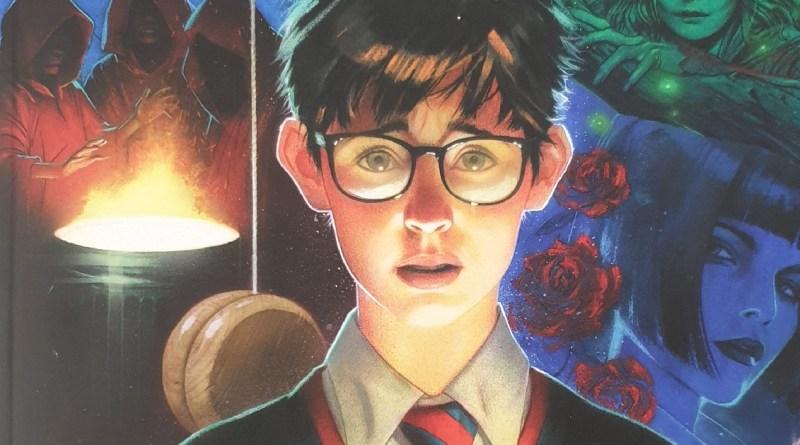 Rezension: Die Bücher der Magie