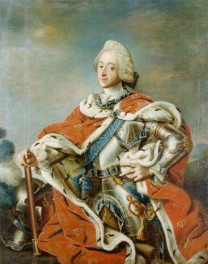 Kong Frederik den 5.