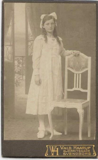 Karla Rasmussen (1908 - 1923)