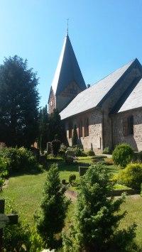 Kværn Kirke - Quern Kirche