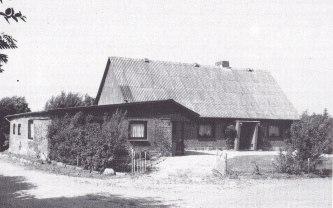 Huset Heisterkrog i mere moderne tid