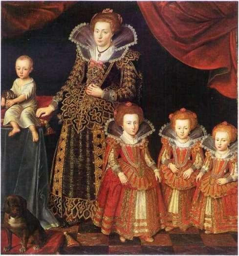 Kirsten Munk, blandt andet med sønnen Valdemar Christian.