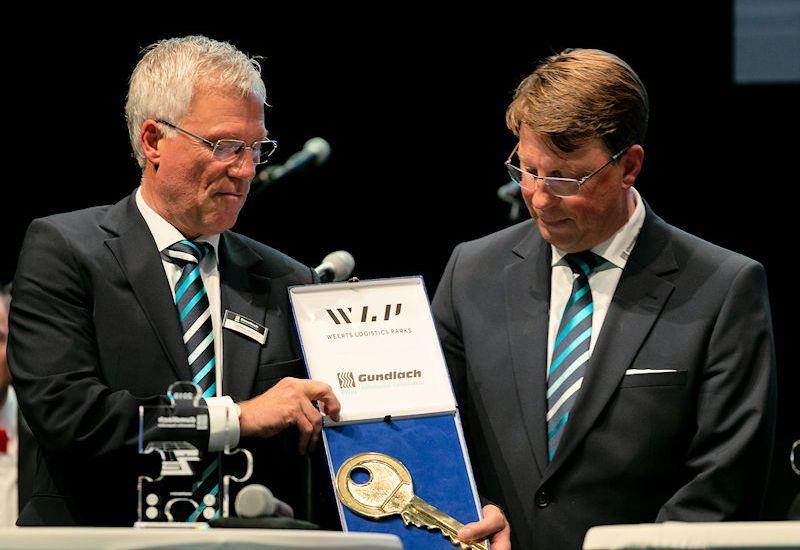 Gebhard und Joachim Hansen