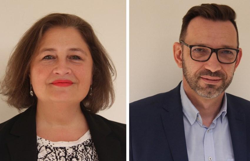 Familienunternehmen Bechtle: Jacques Théfo übergibt Geschäftsführung an Isabelle Allegaert und Laurent Courteaud