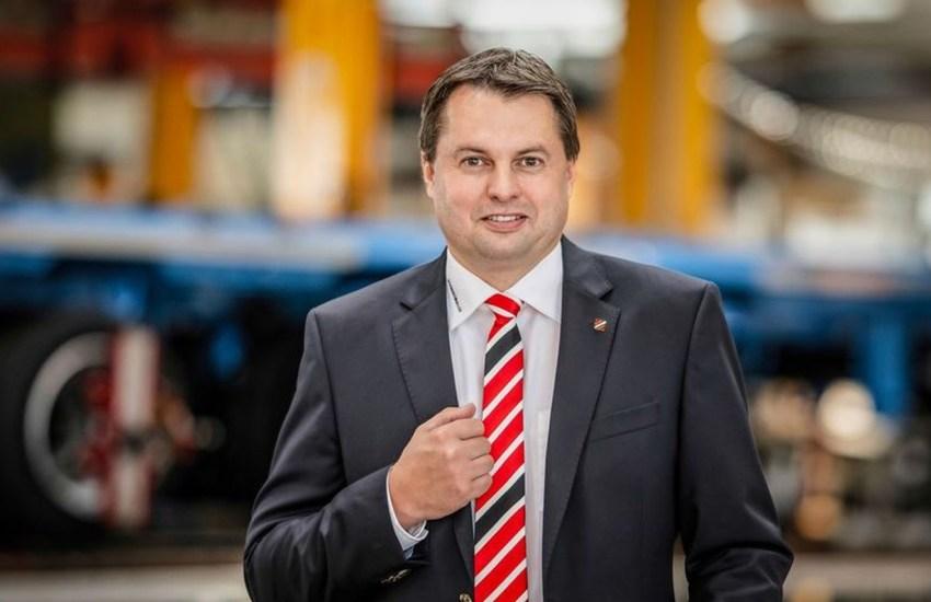 Schwarzmüller Gruppe: Rudolf Schmid neu in der Geschäftsführung