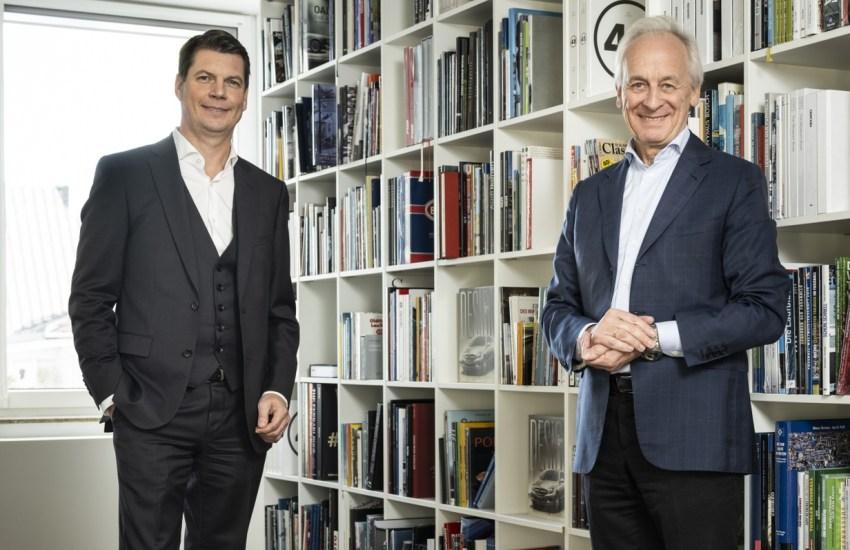 Nils Oberschelp (50) wird Mitglied der Geschäftsführung im Familienunternehmen Delius Klasing