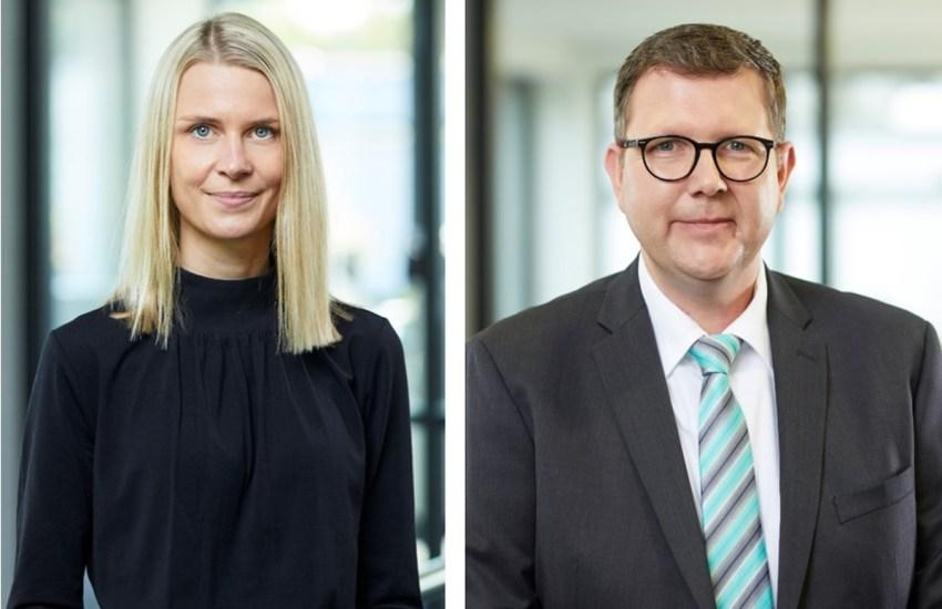 Familienunternehmen EDUR in vierter Generation: Frederike Holdhof und Thomas Naß sind neue Geschäftsführer der Pumpenfabrik