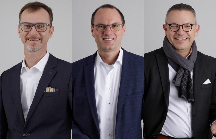 Das Familienunternehmen KÖHL erweitert seine Geschäftsführung mit Ingolf Matthée und Peter Wilhelmus
