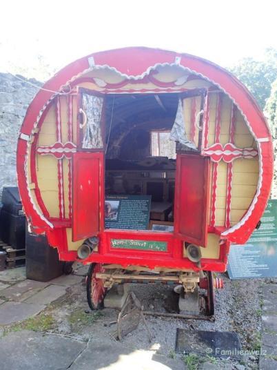 Tinka-Wagen für eine 18 köpfige Familie
