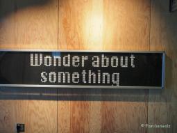 Im Exploratorium, Museum in San Francisco