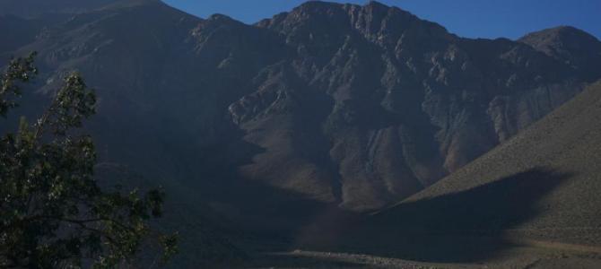Unser Advent in Chile: Ein Anden-Dorf feiert das HOMA-Ritual