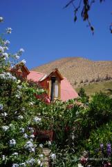 Hotel El Tesoro in Pisco Elqui