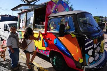 Stadtfest in Puerto Varas