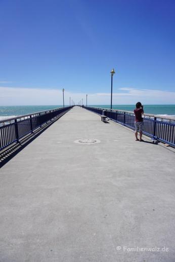 New Brighton bei Christchurch