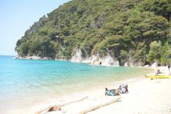 Onetahuti Beach