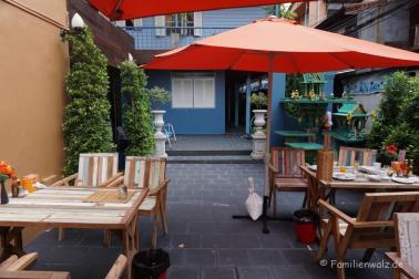 """Und plötzlich Thailand - Das Hotel """"Blue House"""""""