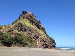 Piha Beach nahe Auckland