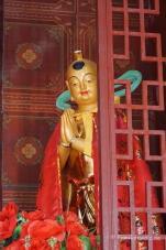 Zwischen Kälteschock und Schildkröten-Massaker - unsere ersten Tage in China - im taoistischen Kloster von Qinghua
